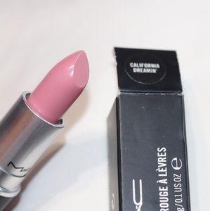 MAC California Dreamin lipstick BNIB (RARE)